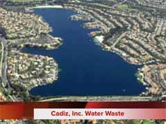 Cadiz, Inc.